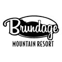 Brundage Mountain Resort logo icon