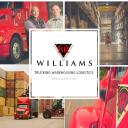 BR Williams Trucking, Warehousing, and Logistics logo