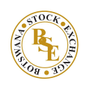 Botswana Stock Exchange logo