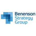 Benenson Strategy Group logo icon