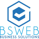 BSWEB (Business Solutions on the Web) logo