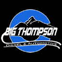Big Thompson Diesel And Automotive logo