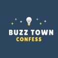 Buzz Town Confess Logo