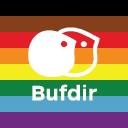 Bufdir logo icon