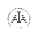 Boston University International Affairs Association logo