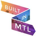 Built In Mtl logo icon