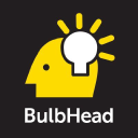 Bulbhead logo icon