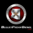 Bullet Proof Diesel logo icon