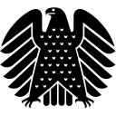 Deutscher Bundestag logo icon