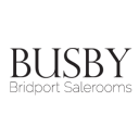 BUSBY, Bridport Salerooms logo