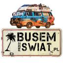 Busem Przez świat logo icon