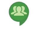 Business Hangouts logo icon