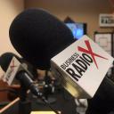 Business Radio X logo icon