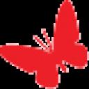 butterflyindia.com logo icon
