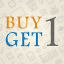 buy1get1.in logo icon