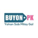 Buyon logo icon