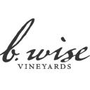 B. Wise Vineyards Inc logo