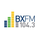 BXFM 104.3 logo