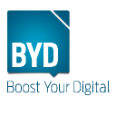 BYD - Boost Your Digital logo