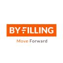 BY FILLING Logo