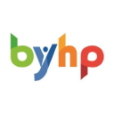 BYHP (Supporting Young People in Housing Need) logo
