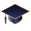 Ca College Transfer logo icon