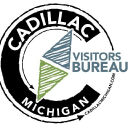 Visit Cadillac logo icon