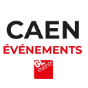 Caen Event logo icon