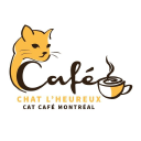 Café Chat L'heureux logo icon