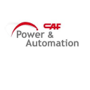 Caf Power&Automation logo icon