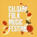 Calgary Folk Fest logo icon