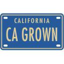 California Grown logo icon