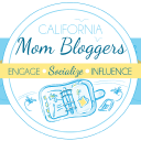 Ca Mom Bloggers logo icon