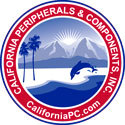 California Pc logo icon