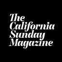 The California Sunday Magazine logo