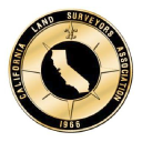 California Land Surveyors Association logo icon