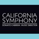 California Symphony logo icon