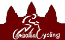 Cambodia Cycling logo icon