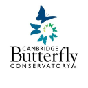 Cambridge Butterfly Conservatory logo icon