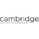Cambridge Sound Management logo icon