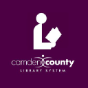 Camden County Library System logo icon