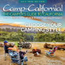 Camp California logo icon