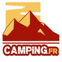 Camping logo icon