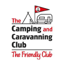 Camping And Caravanning Club logo icon