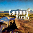 Camping Mastery logo icon