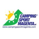 Camping Sport Magenta logo icon