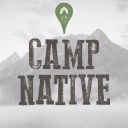Camp Native logo icon