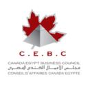 canada egypt business council logo