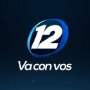 Canal 12 logo icon