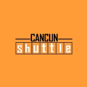 Cancun Shuttle logo icon